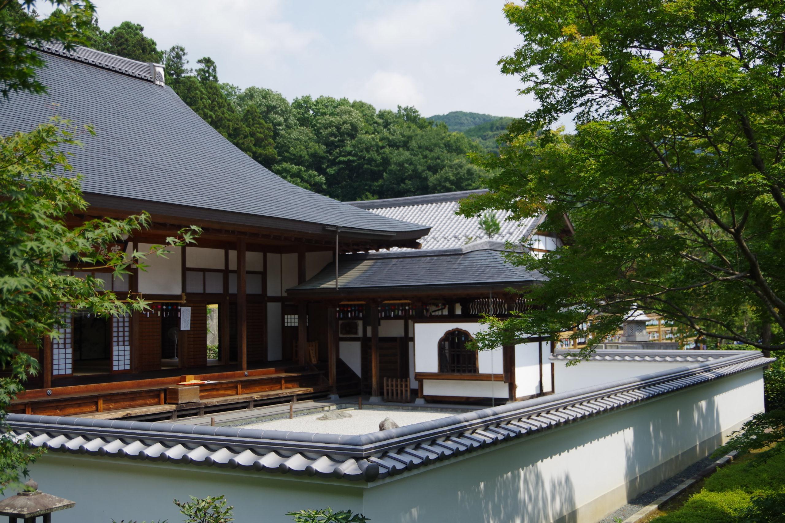 宝徳寺 本堂