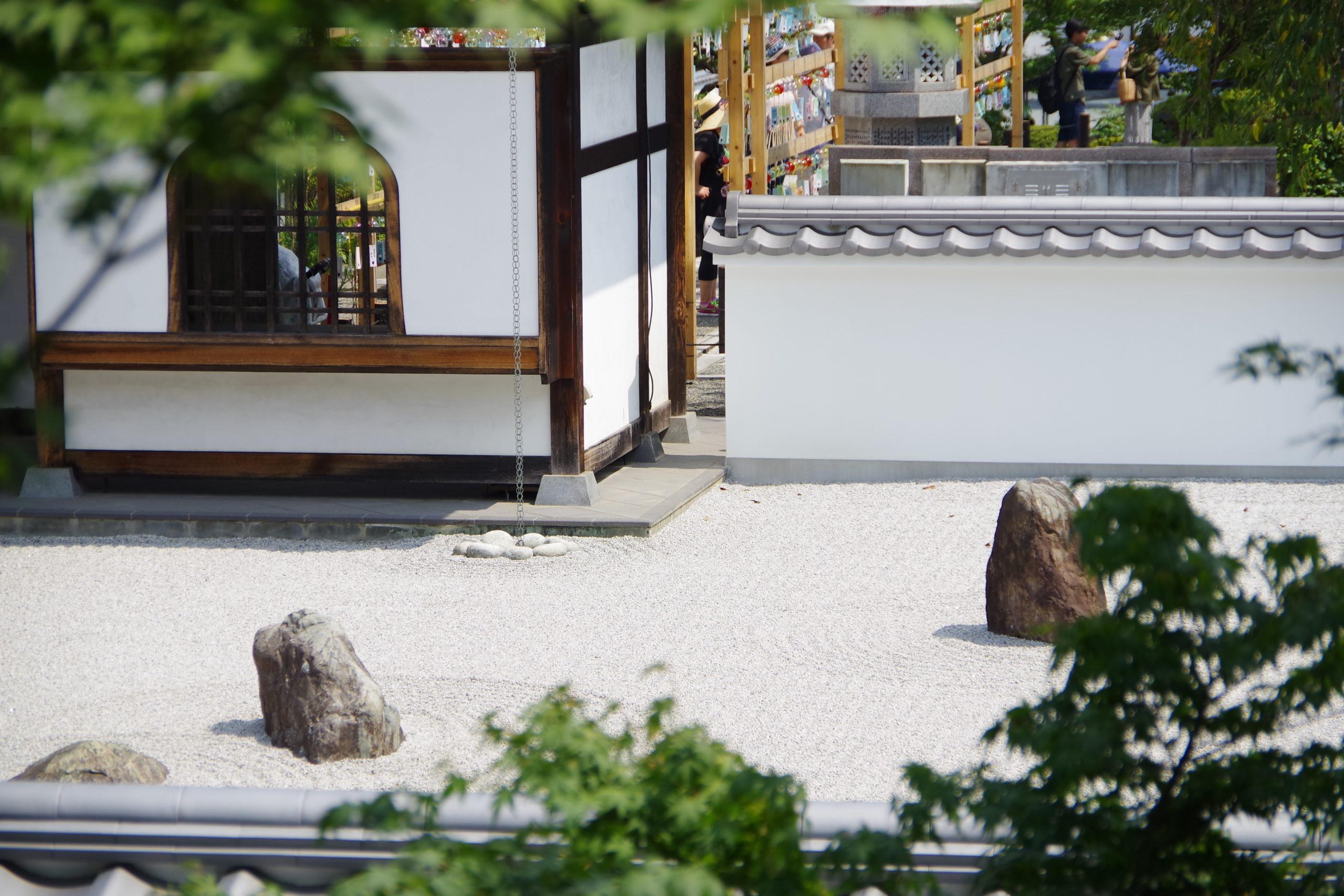 宝徳寺 枯山水