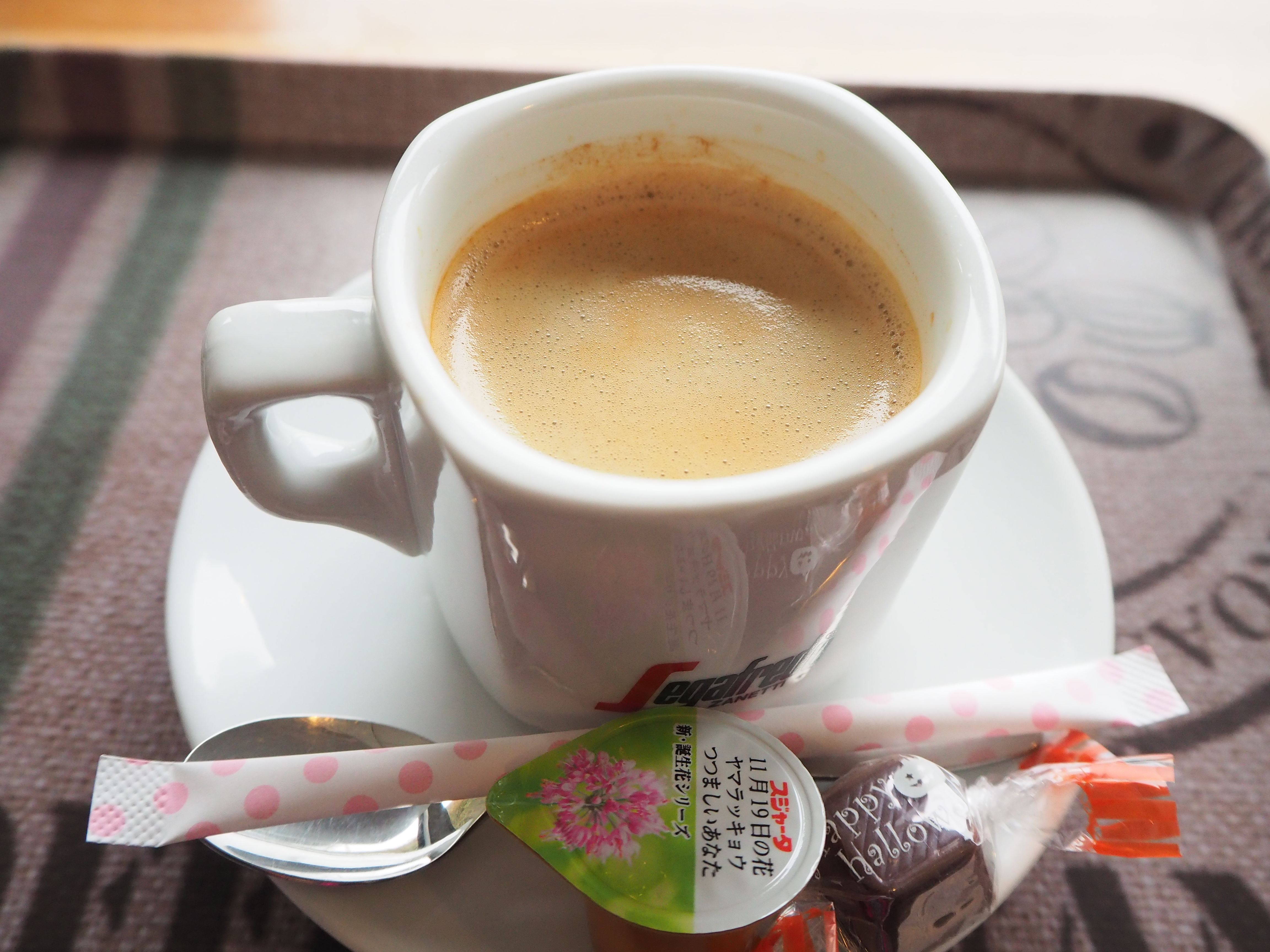赤城山 コーヒー