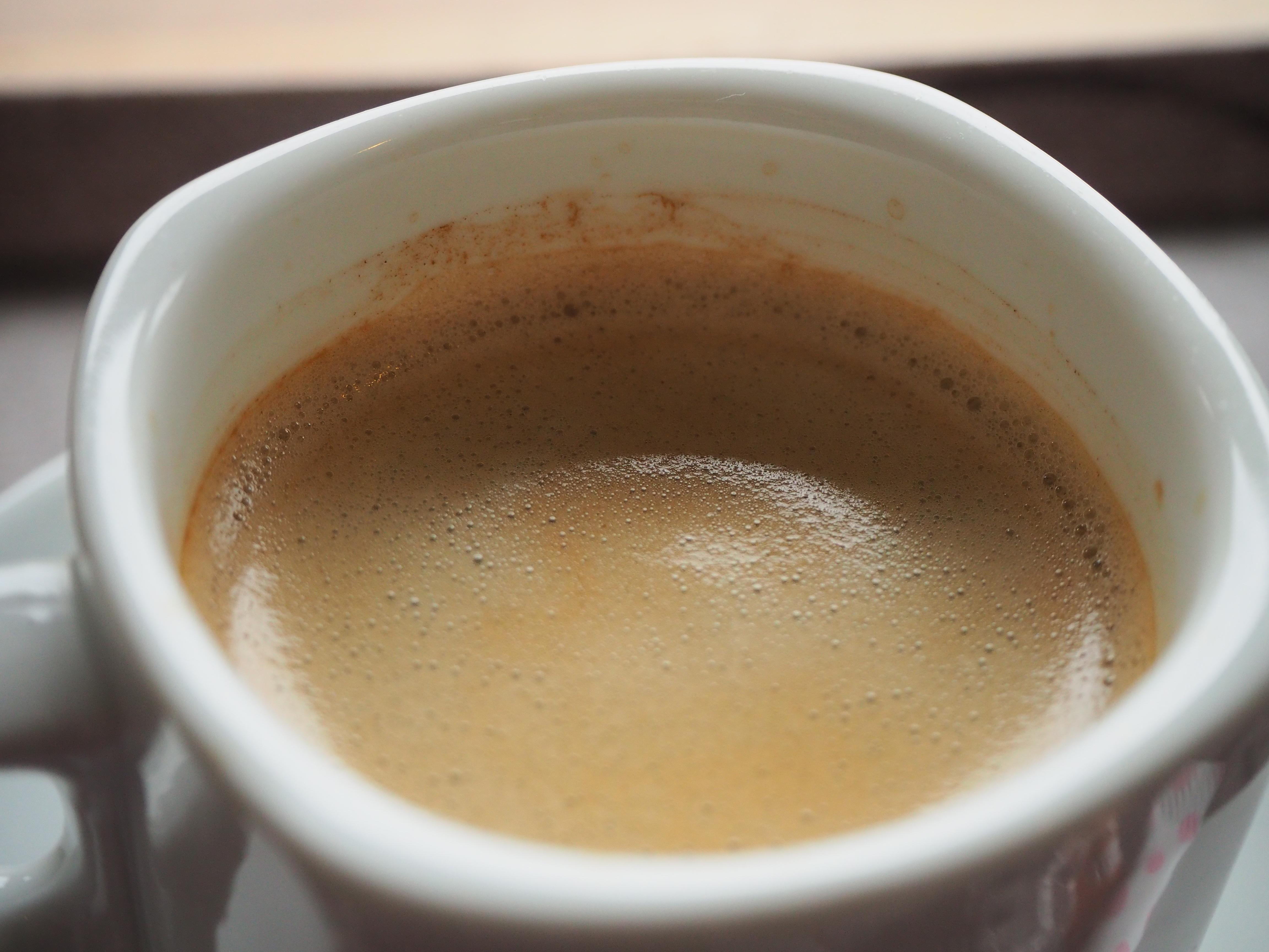 コーヒー アップ