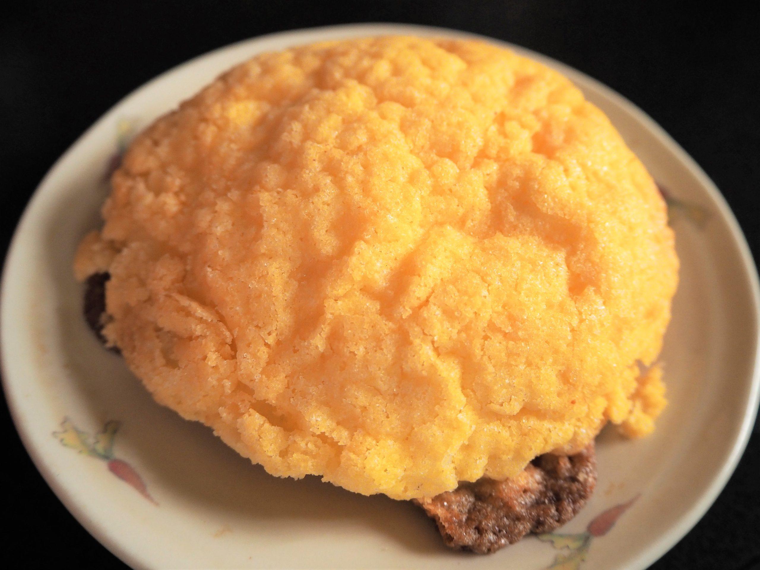 グンイチパーク 黄金のメロンパン