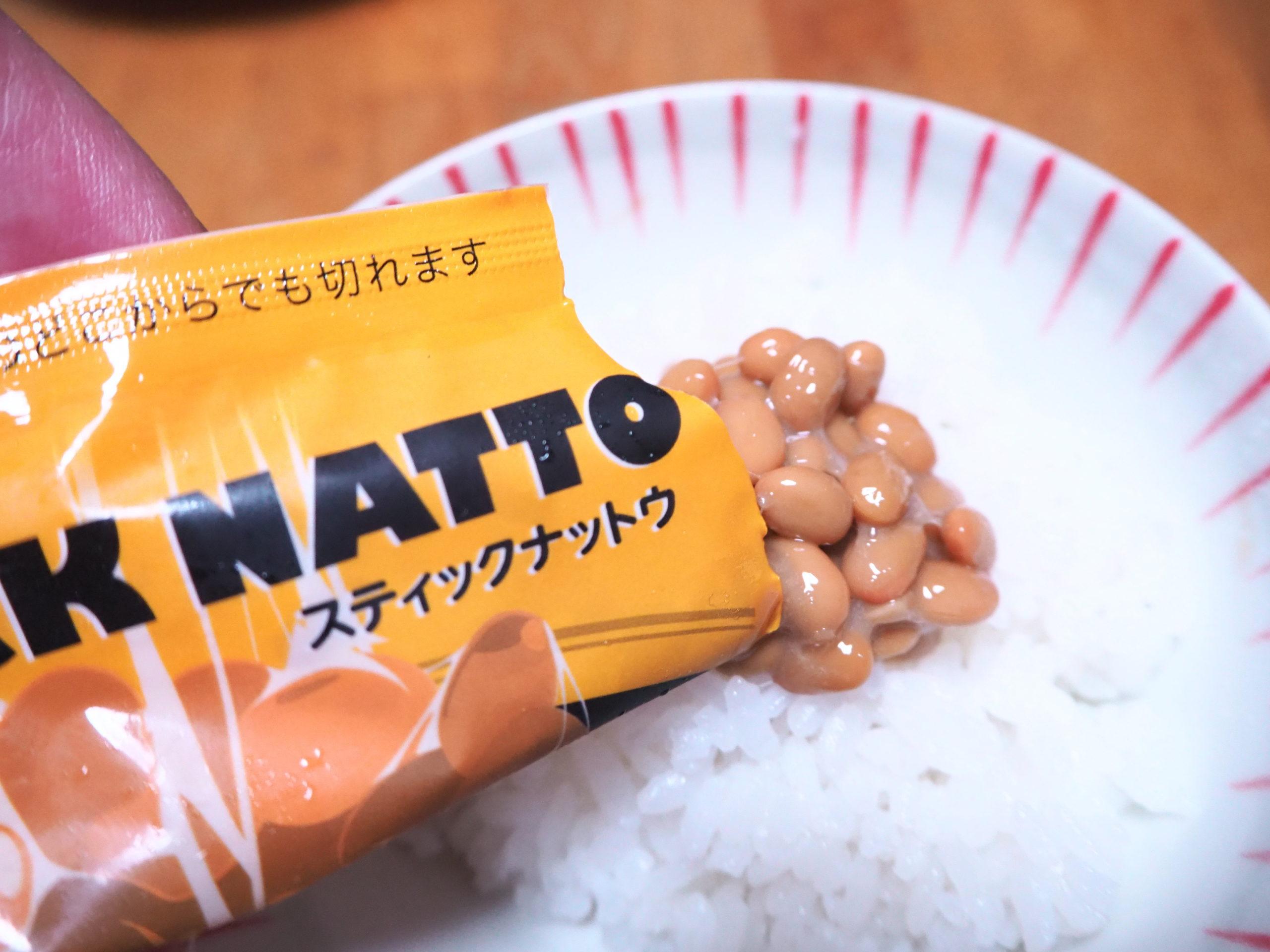 スティック納豆 加豆フーズ マジックカット