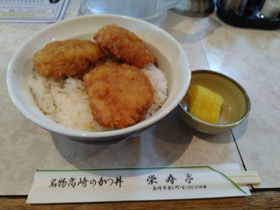 栄寿亭 カツ丼A