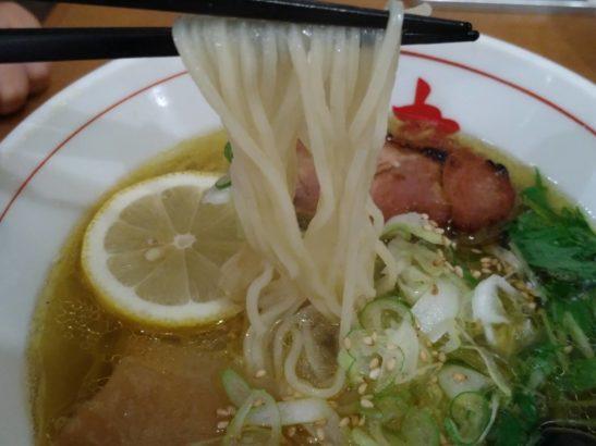 麺や蔵人 超煮干しひもかわらーめん ラオタ 伊勢崎市