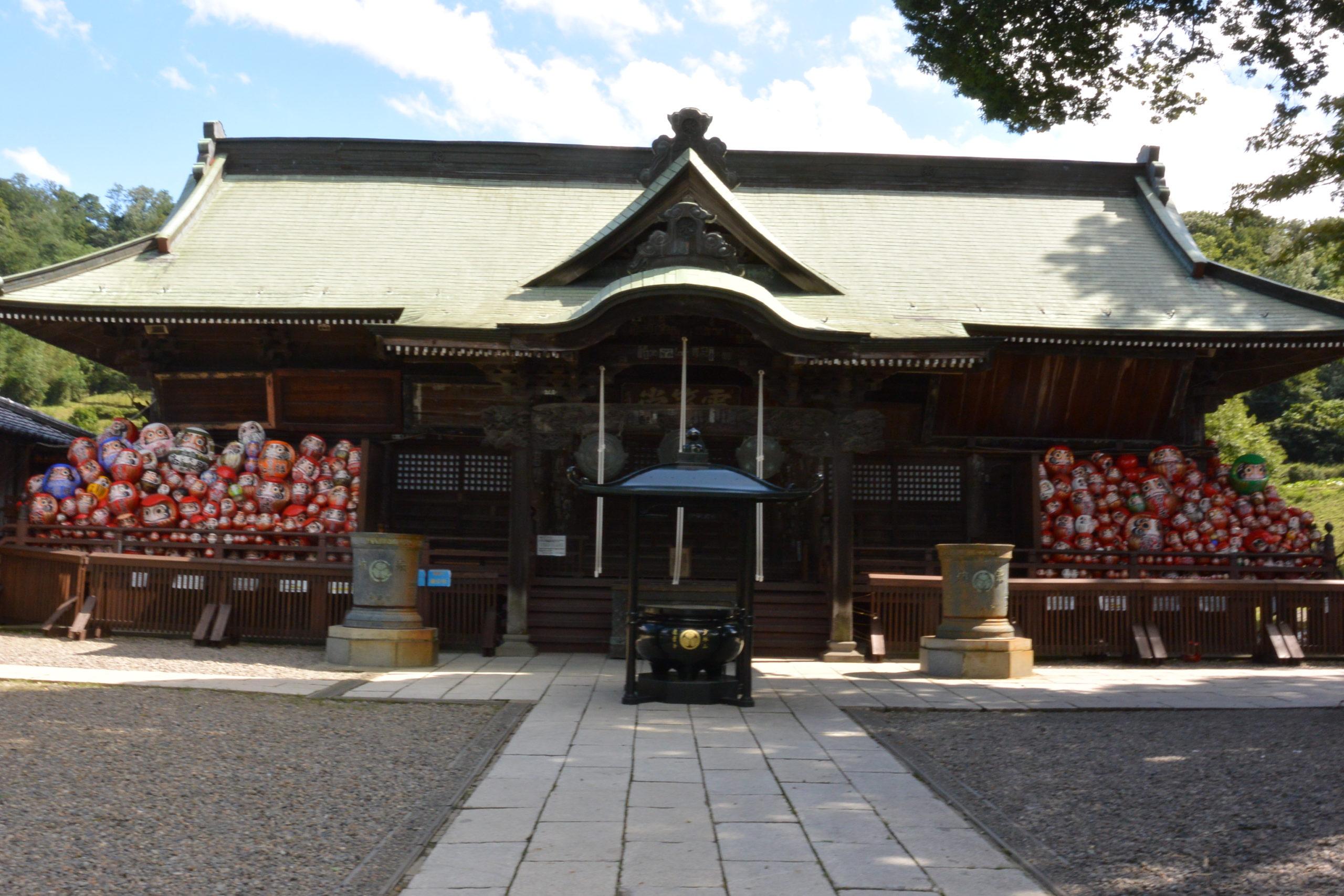 少林山達磨寺 本堂