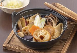 相間川温泉 食事