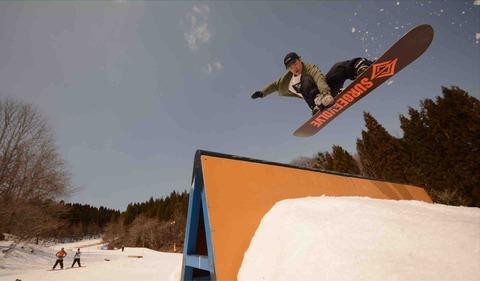 スキー場 ノルン水上スキー場