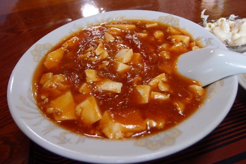 榮鵬 麻婆豆腐