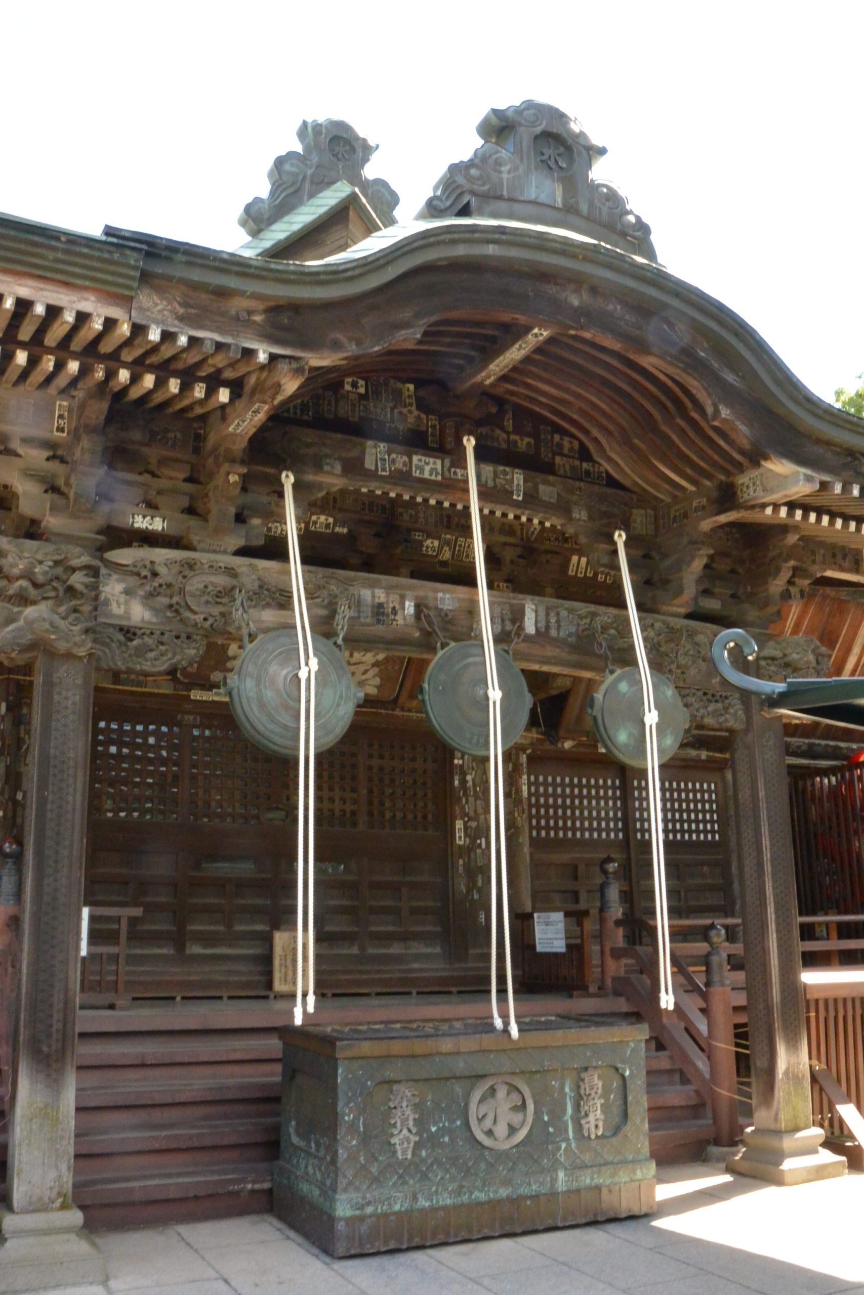 少林山達磨寺 霊符堂