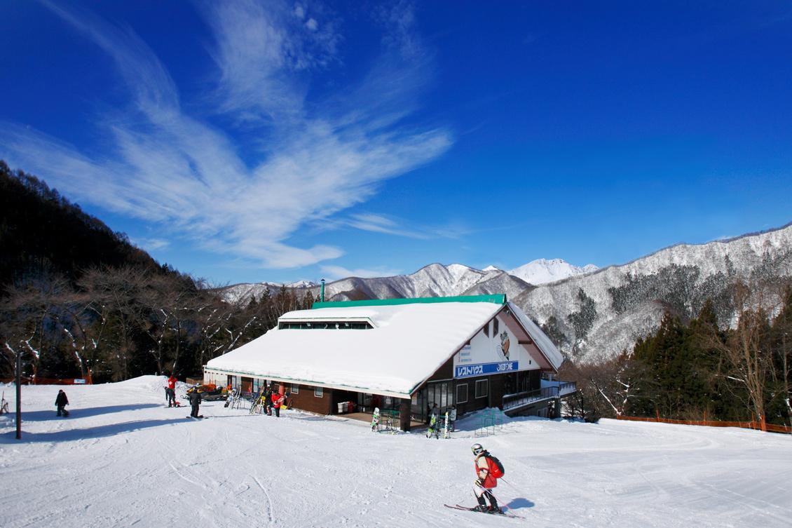 スキー場 ゲレンデ