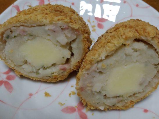 小林精肉店 チーズ