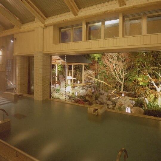 ホテル天坊 大浴場 天晴