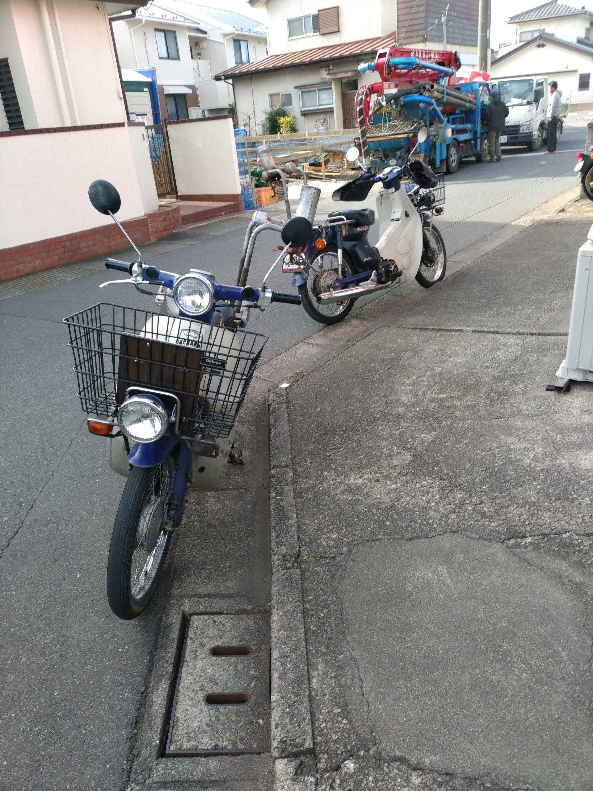 大将 バイク