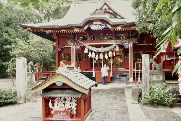 パワースポット 冠稲荷神社