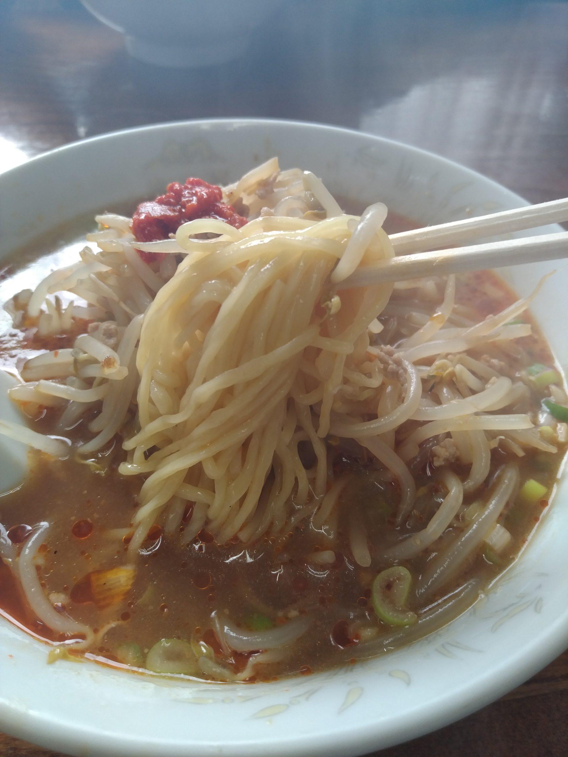 榮鵬 細麺