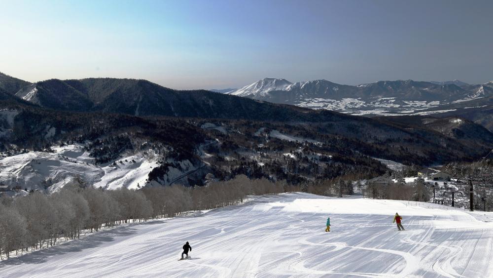 スキー場 万座温泉スキー場