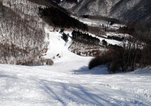 みなかみ町営赤沢スキー場2