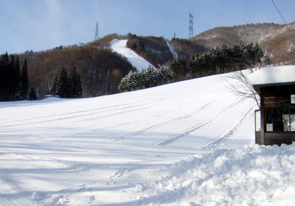 みなかみ町営赤沢スキー場3