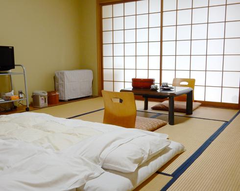 相間川温泉 部屋