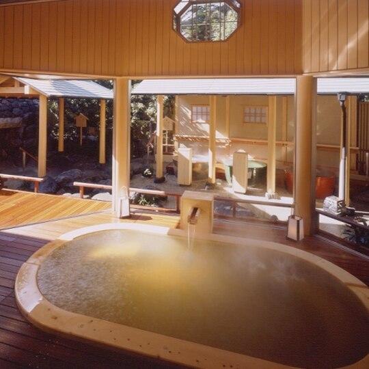 ホテル天坊 風呂