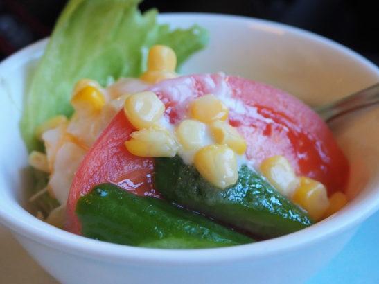 トムソン サラダ