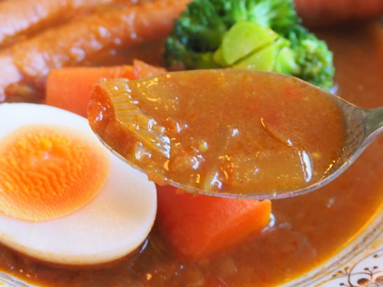 トムソン スープカレー