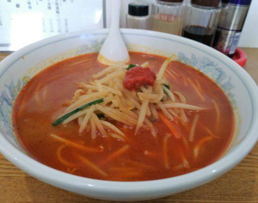 南南 朝鮮麺