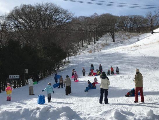 赤城山第2スキー場