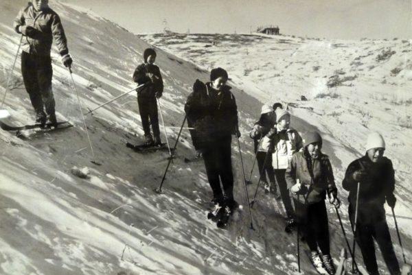 赤城山第1スキー場 歴史