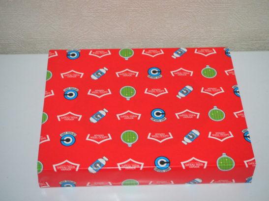 ハラダドラゴンボールラスク 赤包装1