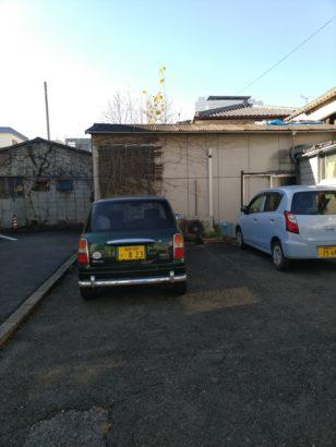 小田原屋 駐車場