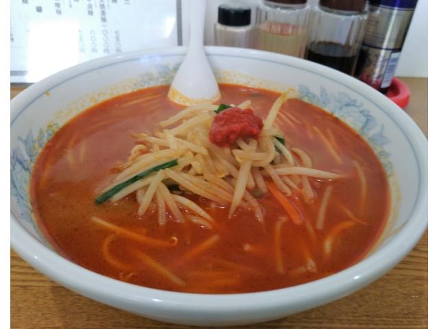 南南 朝鮮麺 絶飯リスト