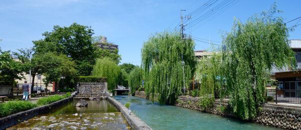 まえばし発酵めぐりの旅 水と緑の詩の街