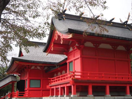 赤城神社 名所