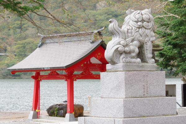赤城神社 弁天宮