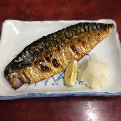 魚メニュー 一二三食堂