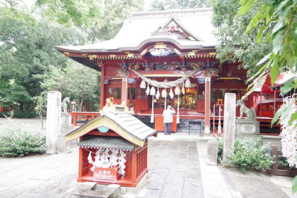 冠稲荷神社 本殿