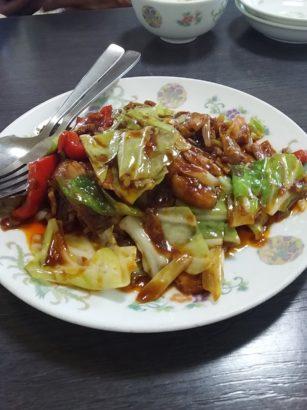 郷華 回鍋肉