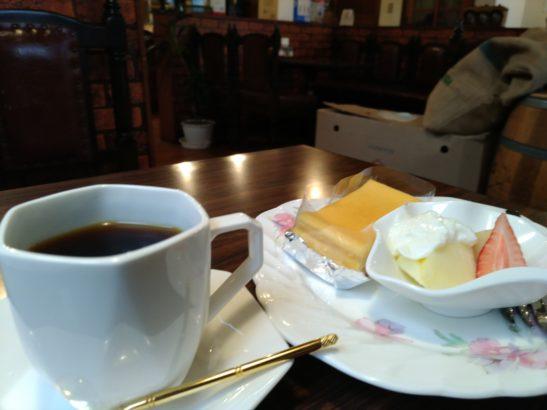 きゃらばん コーヒー&ケーキ