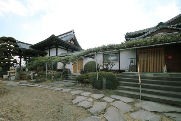 龍昌寺 社務所