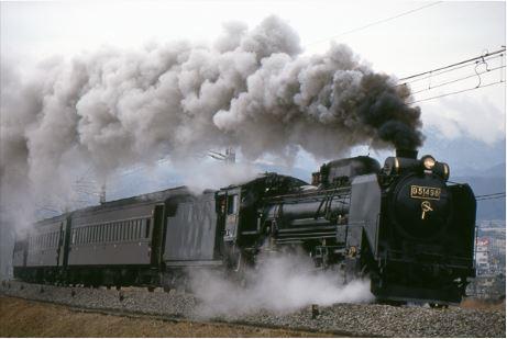 春の臨時列車 群馬DC(デスティネーションキャンペーン)