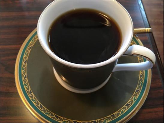 きゃらばん コーヒー