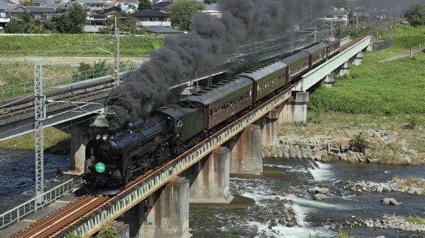 春の臨時列車 SLぐんま みなかみ/SLぐんま よこかわ