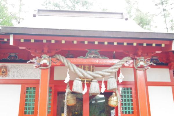 冠稲荷神社 厳島社