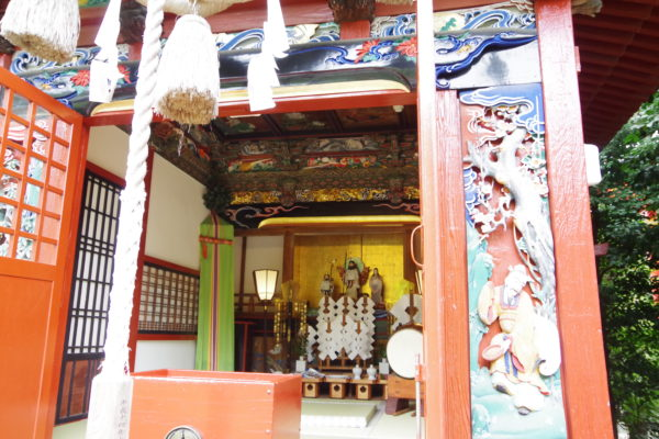 冠稲荷神社 聖天宮