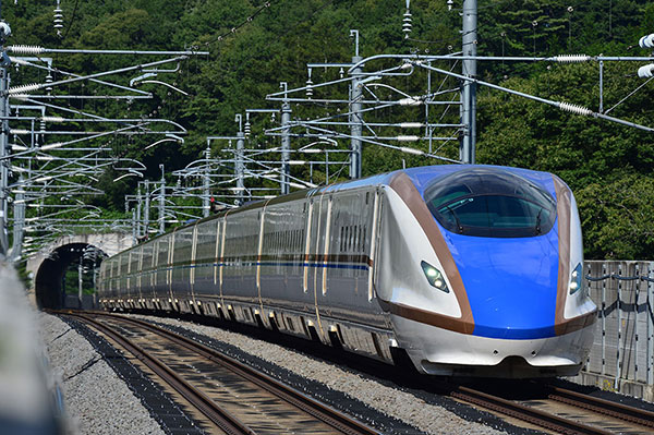 春の臨時列車 E7系 あさま