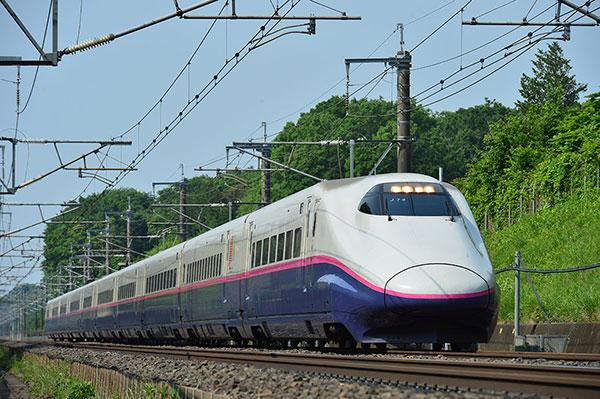 春の臨時列車 列車