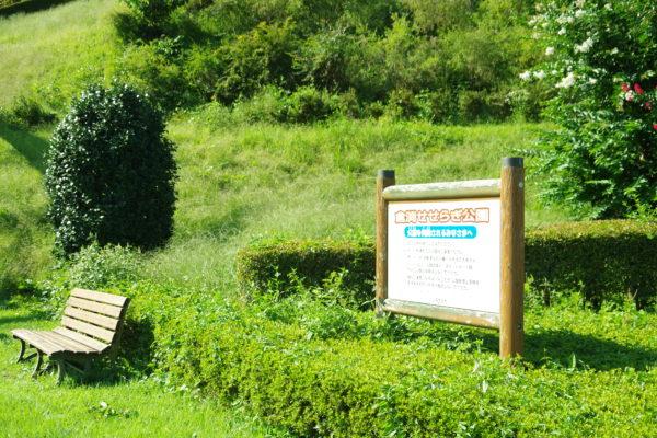 倉渕せせらぎ公園 犬の散歩コース