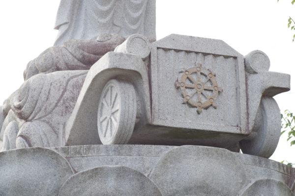 龍昌寺 蓮花台