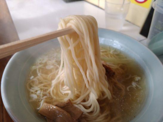 麺者侍 細麺